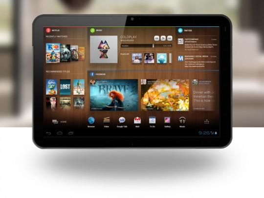 [TEST] Chameleon Launcher : Ecran d'accueil Android