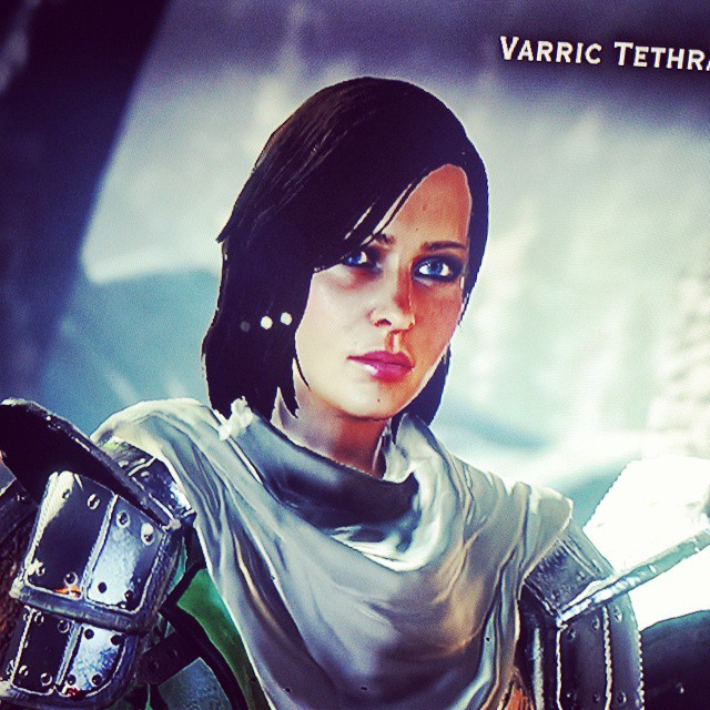 My character in Dragon Age Inquisition. #ea #dragonage #bioware