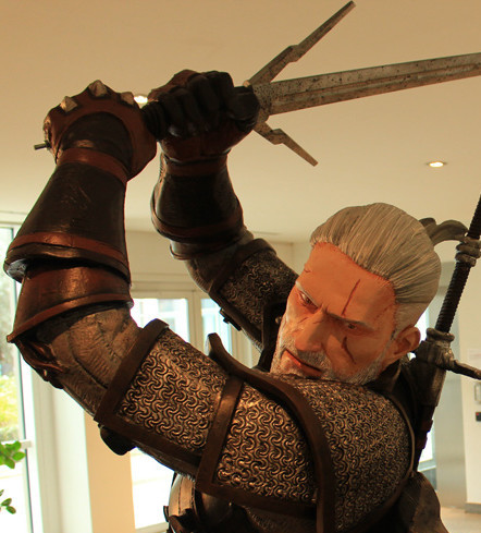 statue-the-witcher