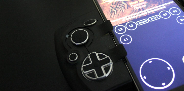 avis manette de jeu phonejoy pour smartphone. Black Bedroom Furniture Sets. Home Design Ideas