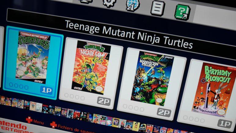 [TUTORIEL] Hacker la NES Nintendo Classic Mini pour ajouter des jeux