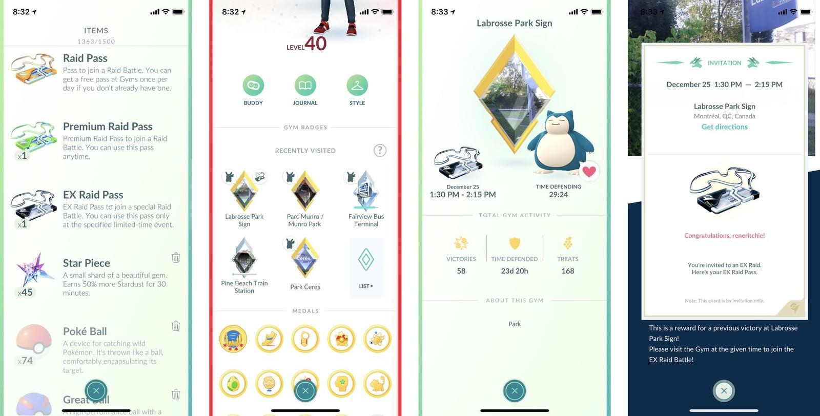 GUIDE] Fonctionnement Raid Ex et obtenir Deoxys dans Pokémon Go | Margxt