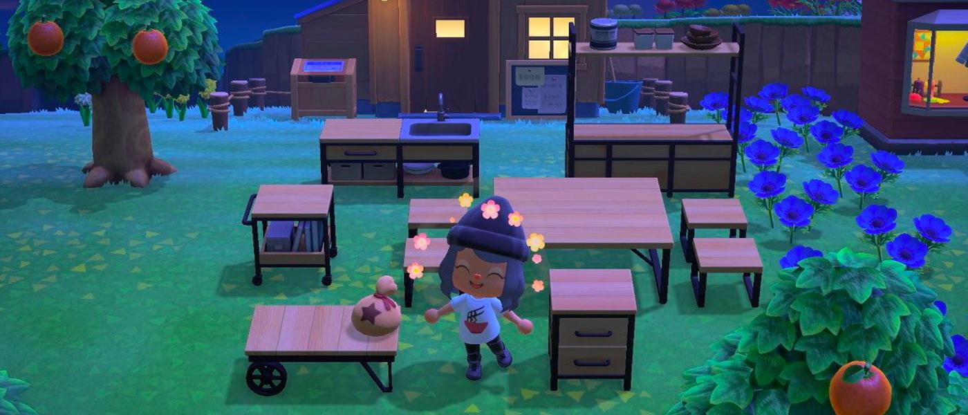 Liste Des Plans Du Mobilier En Bois De Fer Dans Animal Crossing